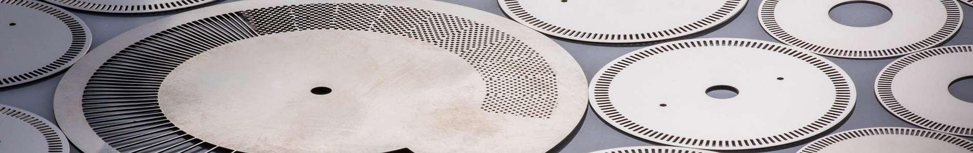 Encoder Discs and Actuators